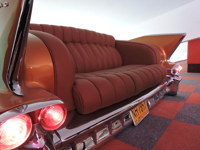 Cadillac 1958 Couch
