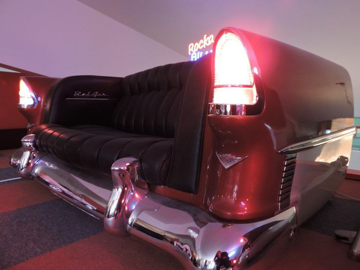 Chevrolet 1955 Couch